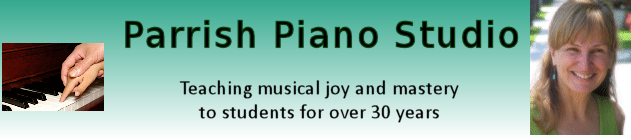 Parrish Piano Studio
